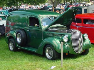 Ford on 1941 Ford Sedan Delivery