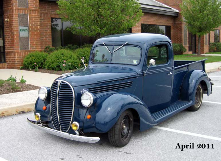 the 1938 ford pickup truck project home page 40 chevy pickup 38 ford pickup  #1